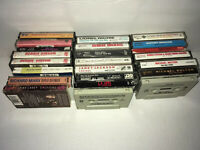 Cassette Tape Mixed Lot Of 23 Michael Bolton Janet Jackson Madonna Mariah Carey
