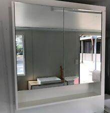 Bathroom Mirror Shaving Cabinet 900 x 900mm
