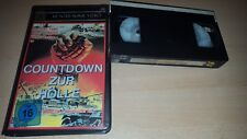 Countdown zur Hölle -Gregory Ford - Chris Kennedy -  Mike Hunter - VHS