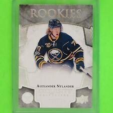 "ALEXANDER NYLANDER  2017-18  ""EXQUISITE ROOKIE  221/275""  #R5   Buffalo Sabres"
