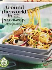 SLIMMING WORLD AROUND THE WORLD IN 22 FAKEAWAYS - USED GOOD CONDITION