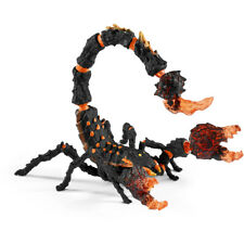 Schleich Eldrador Creatures Lava Scorpion Articulated Figure - 70142