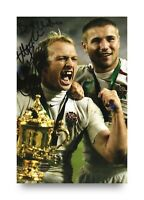 Matt Dawson Signed 6x4 Photo England Rugby Union Autograph Memorabilia + COA