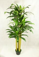 150 cm Artificial Dracena Yucca Plant Tree - Exotic Potted for Home and Office