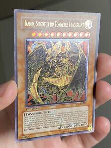 Hamon, Lord of Striking Thunder - SOI-FR002 - 1st Edition - Ultimate Rare