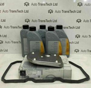 GENUINE MERCEDES BENZ W169 A CLASS 722.8 CVT AUTOMATIC GEARBOX OIL FILTER GASKET