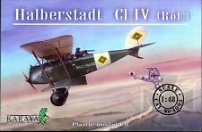 Karaya Models 1/48 HALBERSTADT (ROLAND) CL.IV in POST WAR SERVICE