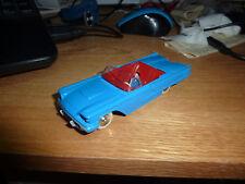 Dinky Toys Atlas Ford Thunderbird no 555...Blue