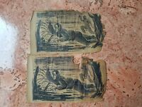 German WW2 leaflet for Soviet soldiers oriyinal Rare!!! Paper document flyer old