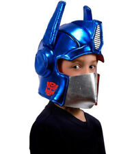 The Transformers Optimus Prime Plush Helmet Beanie Hat with Horns, NEW UNWORN