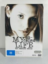My So-Called Life The Complete Series, (Dvd, 5-Disc Set) Aus Imp Region 4 Dvd-9