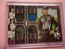 2019 VICTORY LANE JIMMIE JOHNSON NASCAR QUAD WINDOW RELIC
