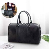 Black Overnight Bag Travel Golf Bag Weekend Holdall Bag Ladies Woman Girl