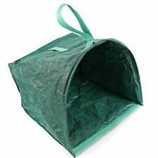 Garden Reusable Leaf Bags Yard Lawn Gardening Dustpan Type Heavy Duty Container
