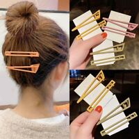 Seamless Candy Color Women Korean Hairpin Hair Accessory Girl Barrette Hair Clip