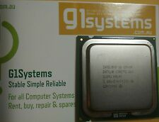 INTEL CORE 2 DUO E8400 3.00GHz SLB9J SLAPL 6M PC DESKTOP COMPUTER CPU LGA775