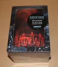 INDOCHINE - BLACK CITY CONCERT - 2 CDs + 2 DVDs + BLURAY - BOX STADE DE FRANCE