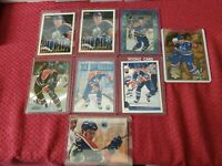 Jason Arnott Lot (8) 1993-94 Upper Deck #423 RC Plus 7 card lot See pics--Oilers
