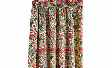 William Morris Lodden Lined Curtains - Various Sizes 190 X 228cm