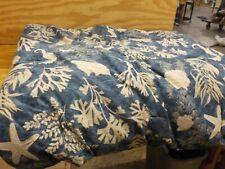 Madison Park Cape Cod Comforter Set, Blue CAL KING