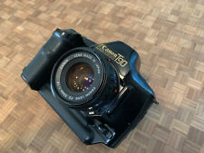 New ListingCanon T90 35mm Slr Film Camera plus Canon Fd 50mm f1.8 lens - good condition