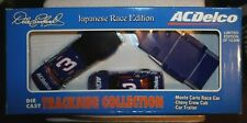 Dale Earnhardt 1/24 AC Delco Set: Car, Cab and Trailer JAPANESE RACE EDITION