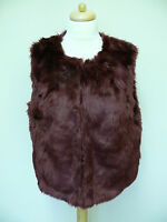 Boden Sienna Gilet Available in Cream or Burgundy Sizes UK 20R, UK 22R RRP £99!