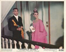 AUDREY HEPBURN Original Vintage 1961 BREAKFAST AT TIFFANY'S DBW Color Photo