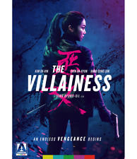 THE VILLAINESS - ARROW DVD - BRAND NEW SEALED UK RELEASED