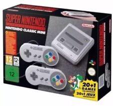 Nintendo Classic Mini Super Nintendo Entertainment System SNES Console - BNIB