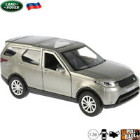 Diecast Vehicles Scale 1:36 Land Rover Discovery Russian Model Car