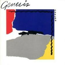 Genesis Abacab CD NEW SEALED 2007 Man On The Corner+