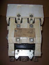 Westinghouse A201K5CAC Size 5 Starter Contactor 270 Amp 600v 200HP 120v Coil