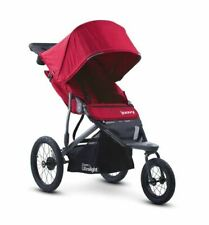 Joovy Zoom 360 Ultralight Jogging Stroller *Red* Model 8061 *Brand New!