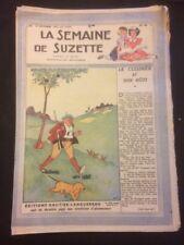 LA SEMAINE DE SUZETTE N°42 du 16/10/1947 - le cuisinier et son roti