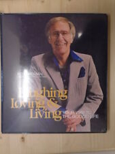 Laughing Loving & Living - Your Way to the Good Life - 8 audio cassettes and boo