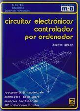 CIRCUITOS ELECTRONICOS CONTROLADOS POR ORDENADOR - STEPHEN ADAMS