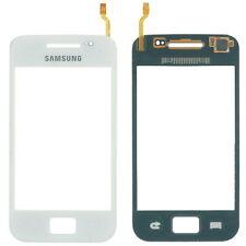 Samsung Galaxy ACE S5830i Touchscreen Scheibe Glas Fenster weiß