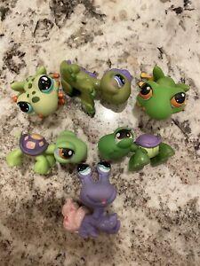 Littlest Pet Shop Hasbro 2004 2007 Reptiles