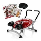 AB Circle Pro Abs And Core Home Exercise Fitness Machine + DVD | AB-CIRCLE-PRO