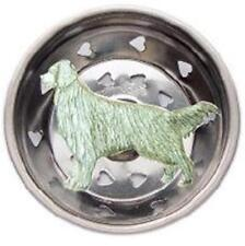7074 Pewter Golden Retriever Dog Kitchen Sink Strainer Billy Joe Homewares NIB
