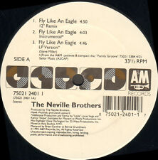 THE NEVILLE BROTHERS - Fly Like An Eagle - A&M - 1992 - 75021 2401 1 - Usa
