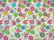 Jersey Flowers & Plants Apparel-Dress Clothing Craft Fabrics
