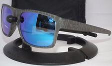 OAKLEY SLIVER  - sunglasses -  SAPPHIRE IRIDIUM lenses -  OO 9262-21 - Grey Ink