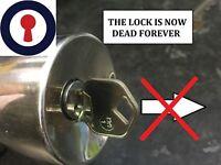 Revenge keys American lock killers Schlage and Kwikset locks.  Int Postage
