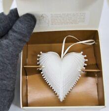 Martha Furlong 1995 Wings Of Love Christmas Ornament New in Original Box (C5)