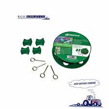 Gripple Garden Trellising Starter Pack - Plant Trellis Support System Vine Eyes