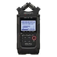 Zoom H4n Pro All Black Handy Recorder