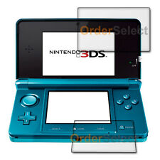 NEW Ultra Clear HD LCD Screen Shield Guard Protector for Nintendo 3DS 300+SOLD