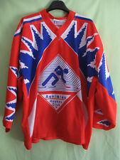 Maillot Hockey Asnières Domicile AHC Castors Sport Porté n° 21 Vintage - L